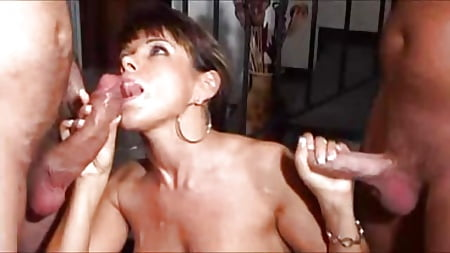 Hairy wife filled
