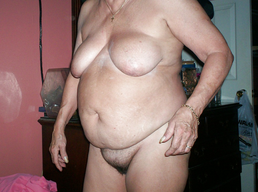 Fat Flabby Naked And Sexy Mature Porn Pics