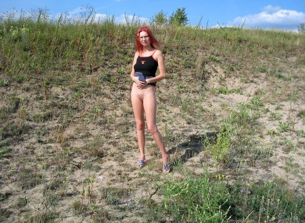 Sexy Redhead Babe - 36 Pics