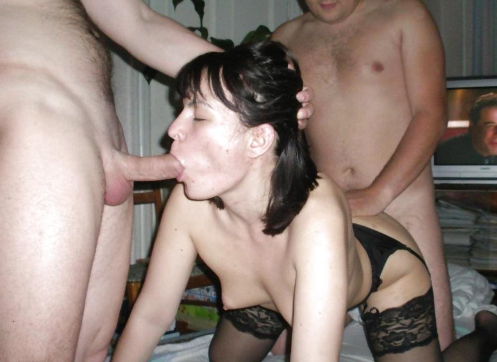 Жена сосет другу пока я ебу его жена, подборка раком у вудмана