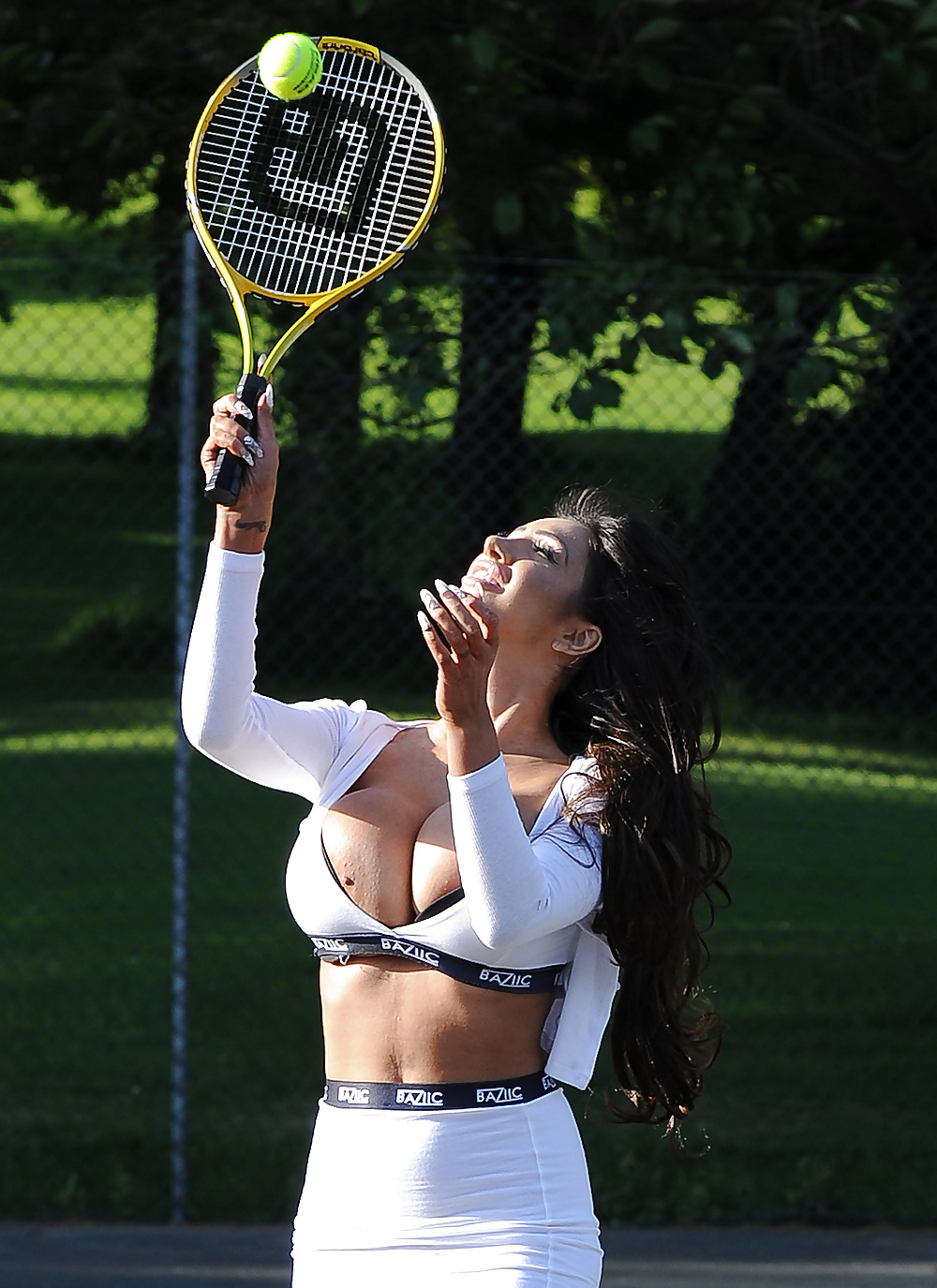Tamira Paszek, Tennis Player With Big Boobs