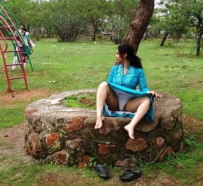 Ashrita Vemuganti Public Nudity desi outdoor