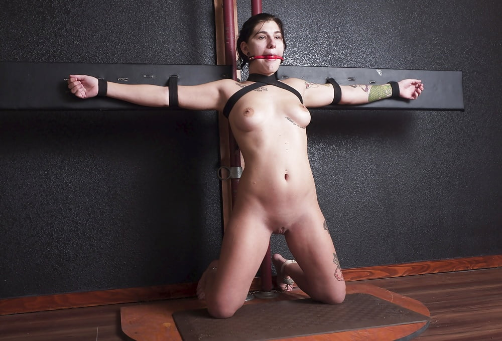 If you do ballet you can also be a bondage stud
