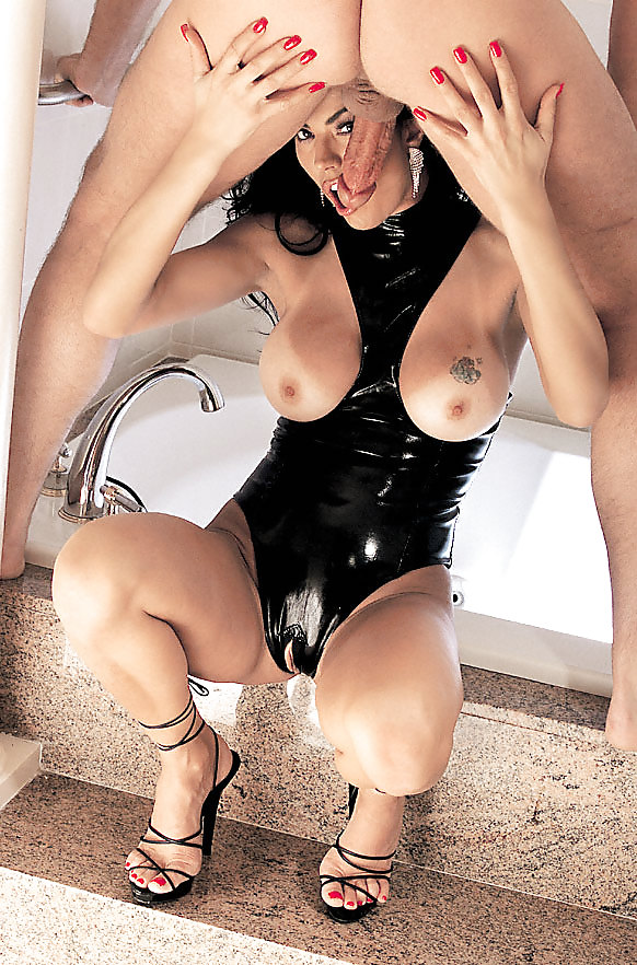 Here comes anna malle anal angel