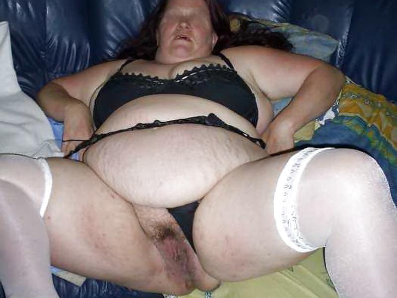 Sexy granny anal sex-8274