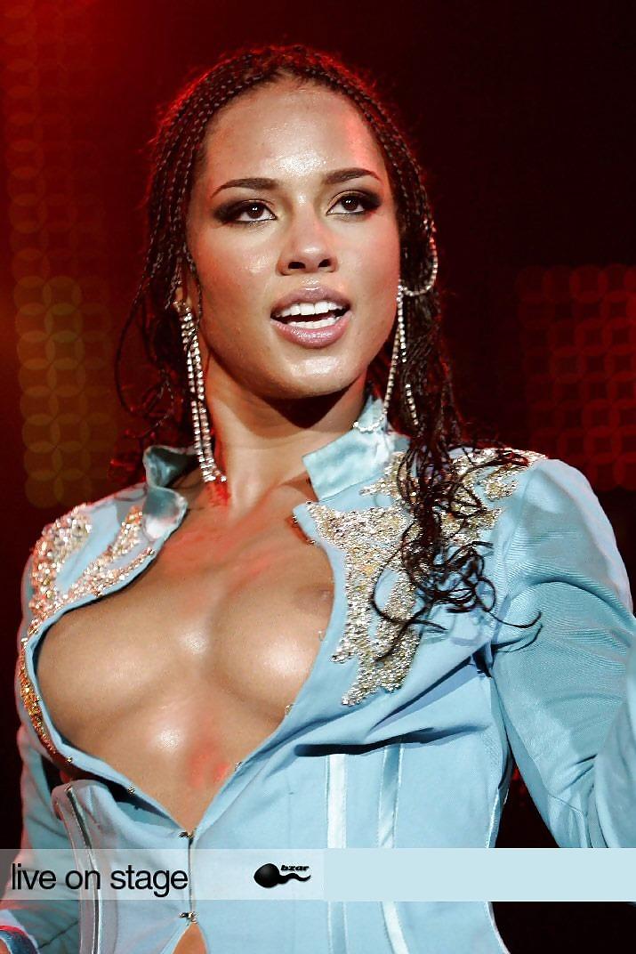 Celeb Fake Gallery Alicia Keys Celebrity - 11 Pics -2245