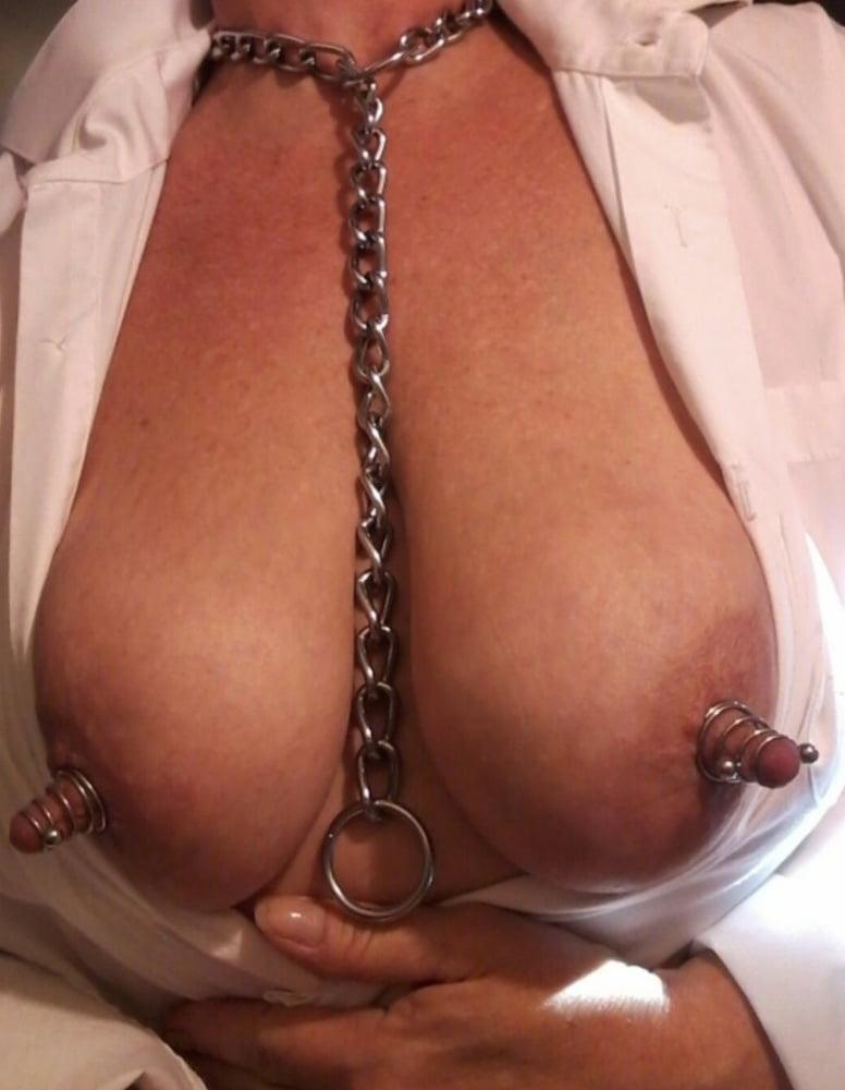 Nipple piercing porn pics