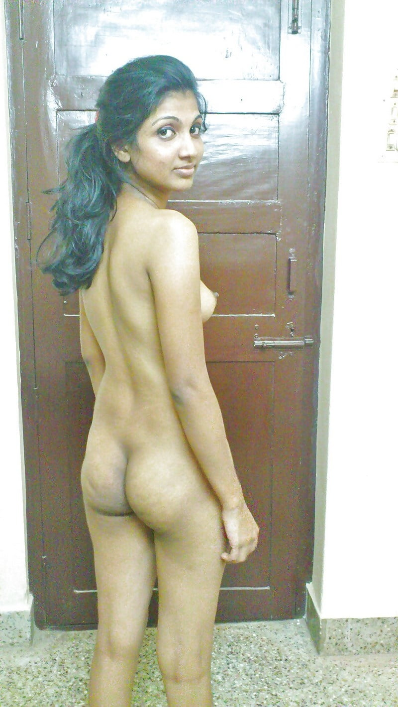 Naked slim indian girl
