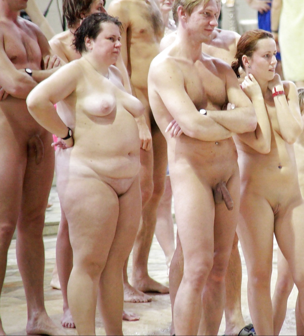 Nude mature group-2827