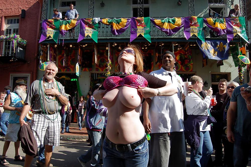 Twins porn naked women of mardi gra girl