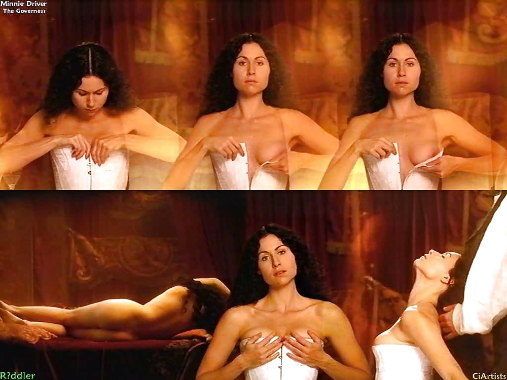 Sexy minnie driver nude pics, very young little girl perky tits