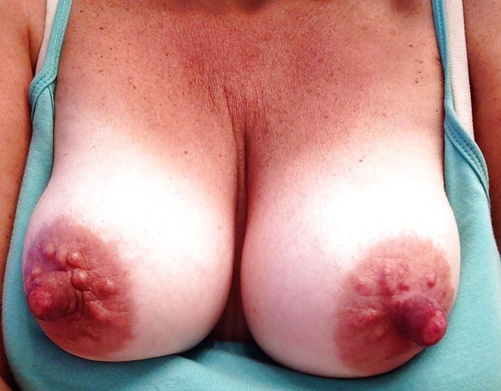 Giant areolas porn 6