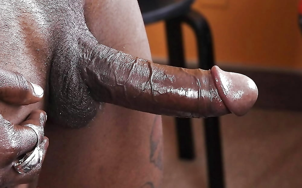 Are black dicks really bigger