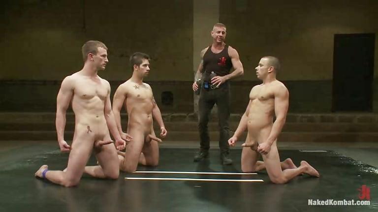 Naked judo guy #14