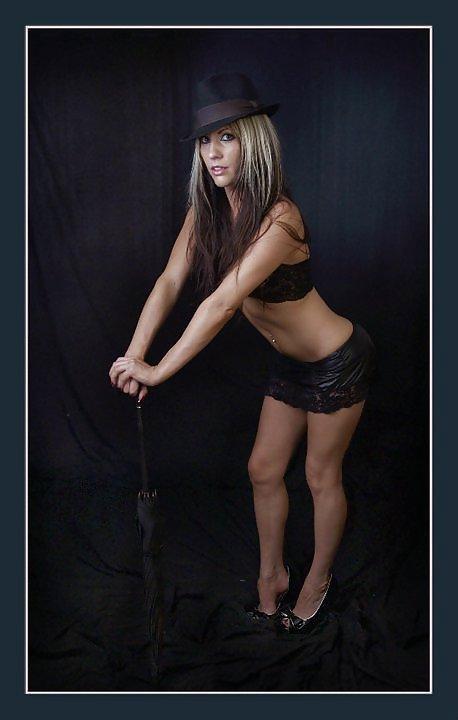 Bikini model images