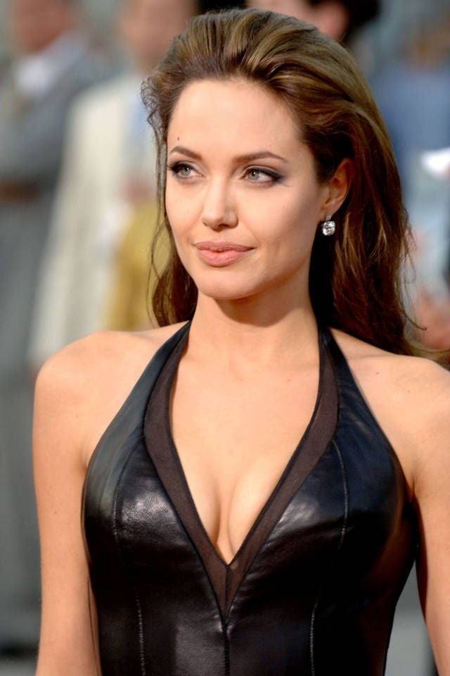 Angelina jolie xxx scene