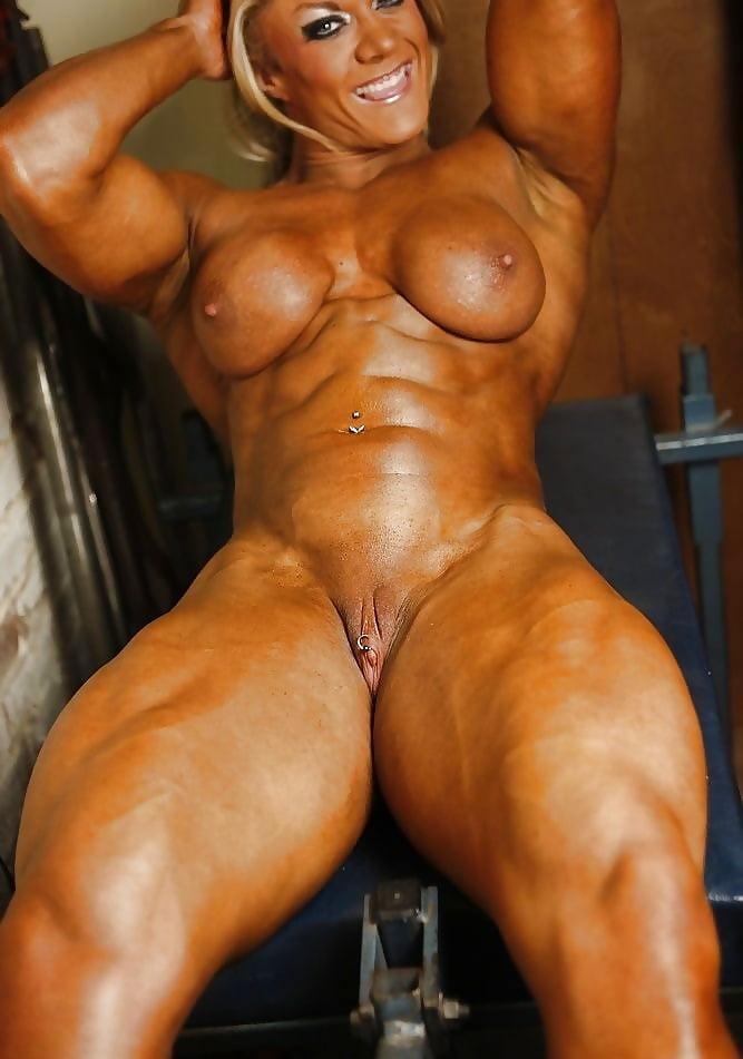 Nude Photos Women Bodybuilders