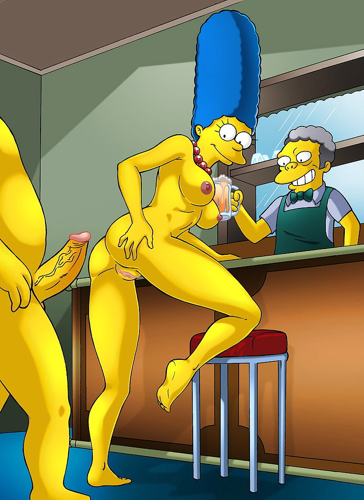 Simpsons naked sex pictures free — pic 3
