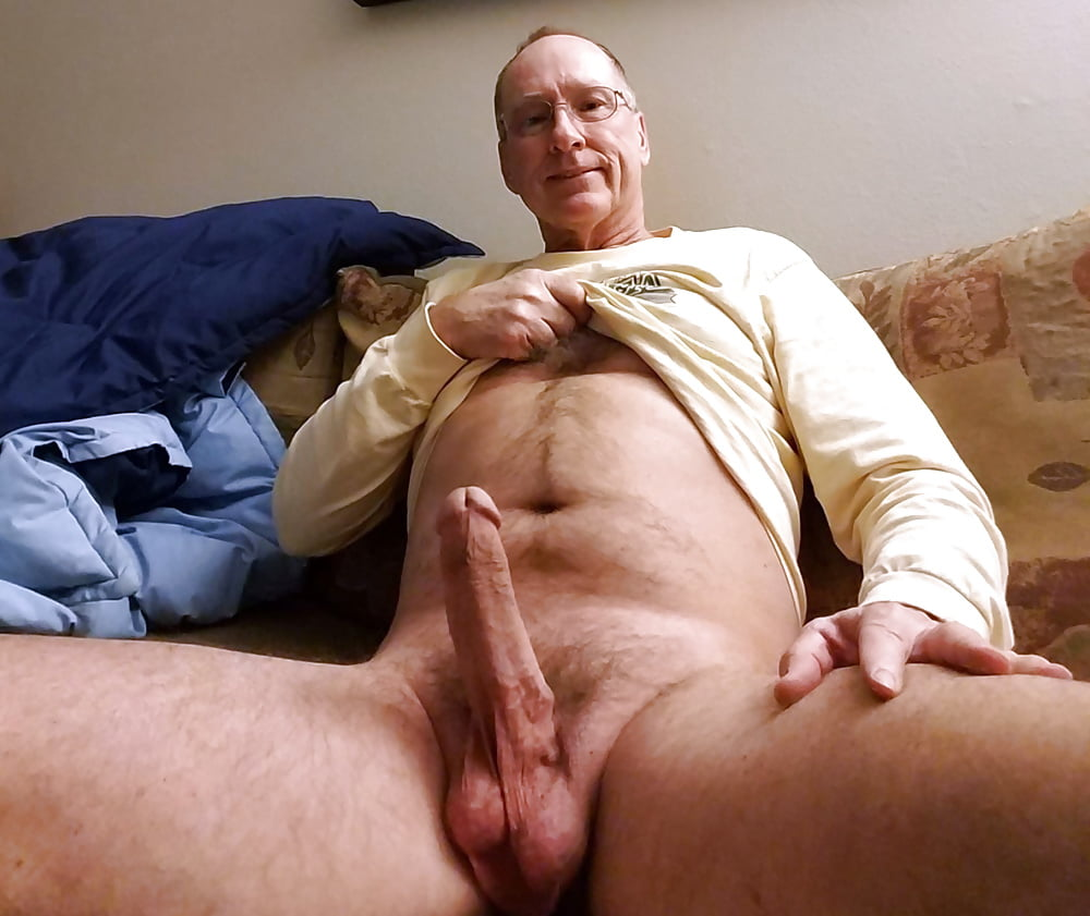 Naked older men amateur