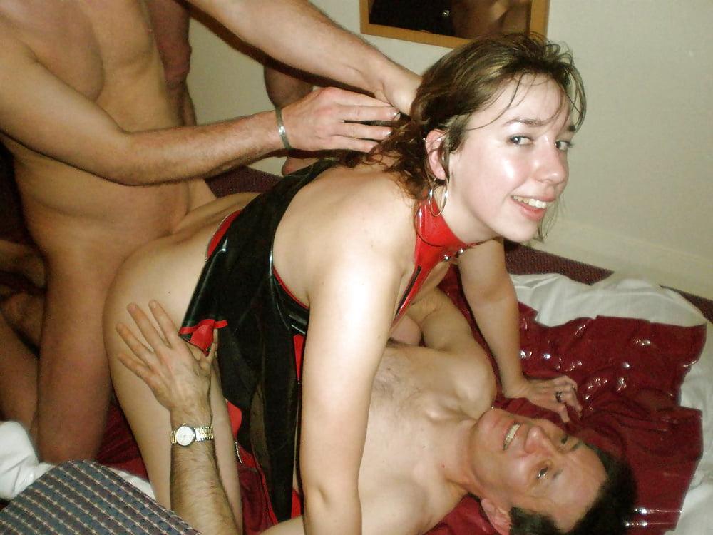 Slutty wife will fuck anyone — photo 1