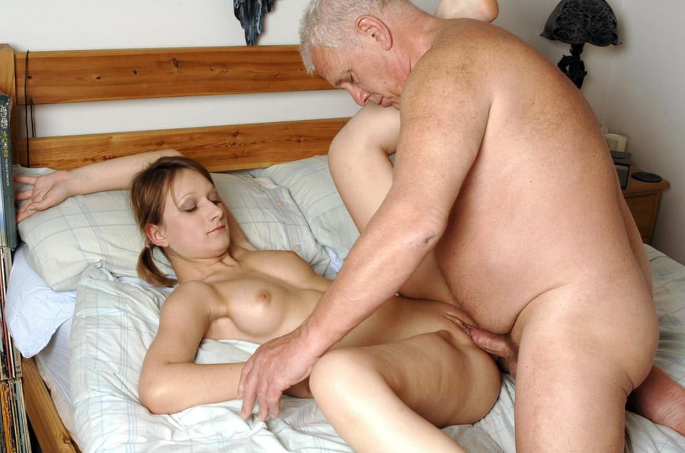 Porn older men young women