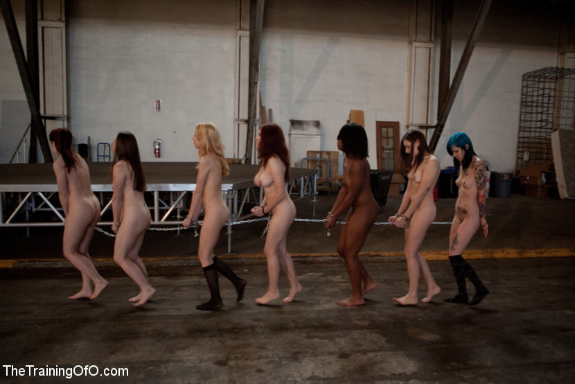 White female sex slaves auction — img 10