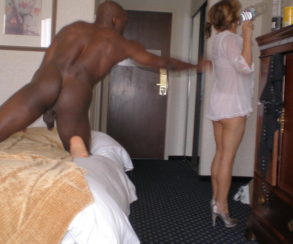 Black wife in hotel video