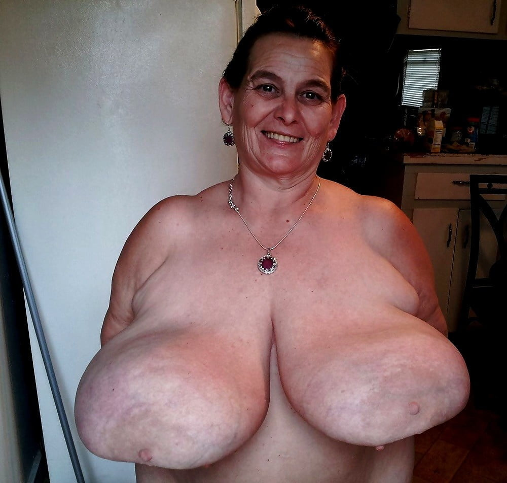 Videos of grannys with big tits, does kate gosselin smoke