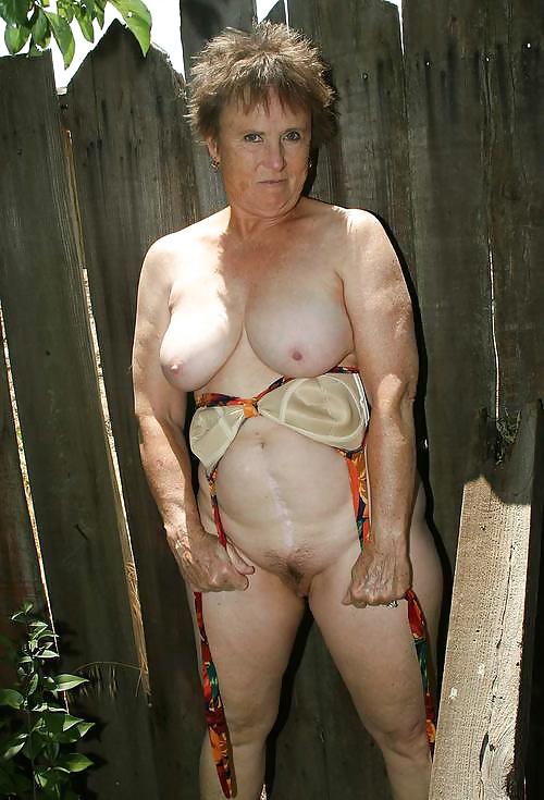 The World's Hottest Grandma Shocks With Topless Calendar