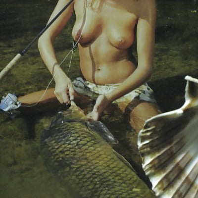 Mine the girl doing sex with fish final