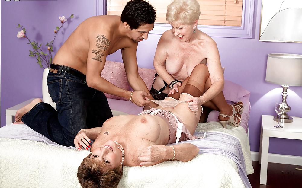 сексуальные страсти старых женщин