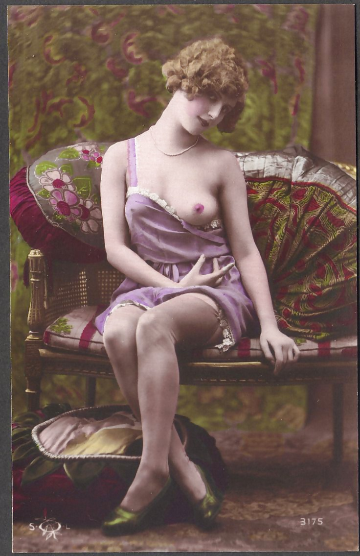 panty pictures Vintage