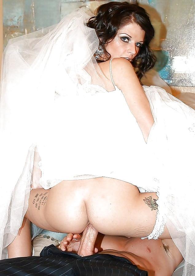 сын трахнул невеста жениха в попу что