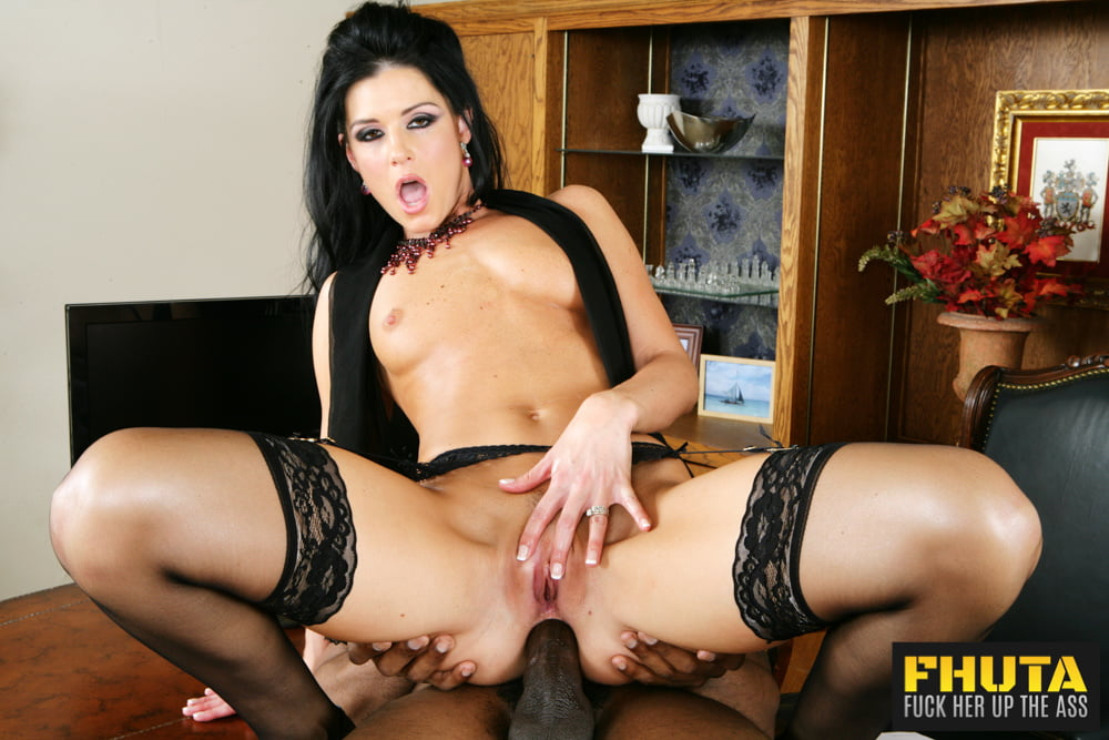 Brunette MILF India Summer Craves A BBC Anal - 70 Pics