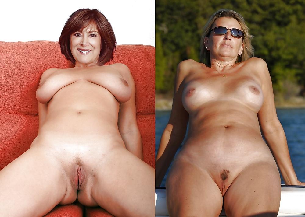 Young beautiful women naked