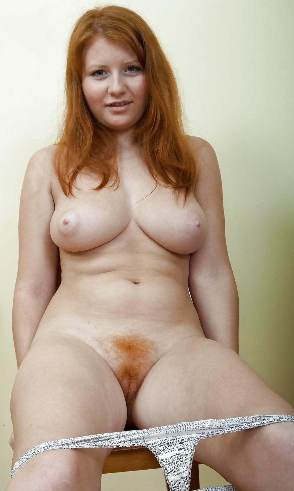 dicken titten redhead