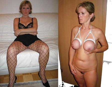 Before after milf