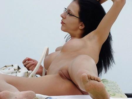 Nackt Im Meer