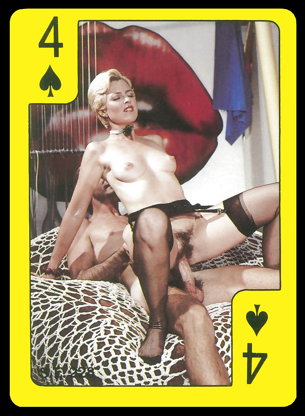 Richardson x pornhub playing cards release info