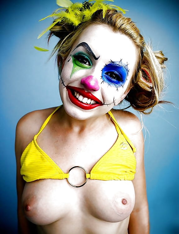 Sexy nude clown girls, very cute latinas pussy up closes