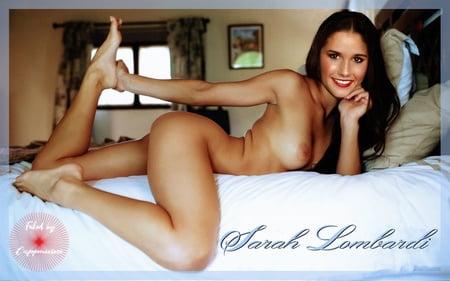 Sarah lombardi nackt barkley foam