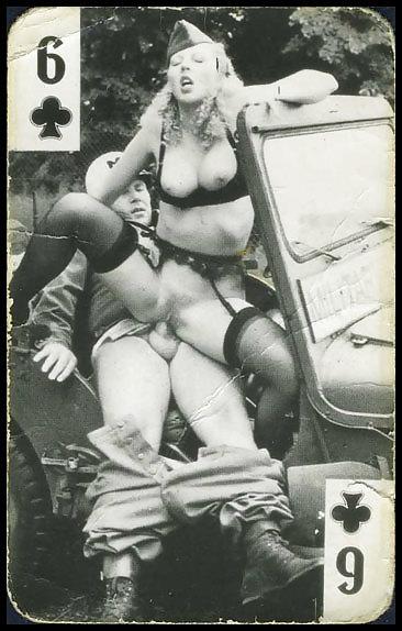 Эротические фото немецких проституток времен второй мировой войны — img 12