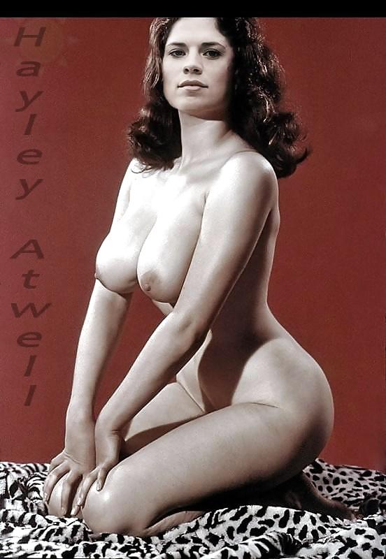 Boobs Hayley Attwell Naked Jpg