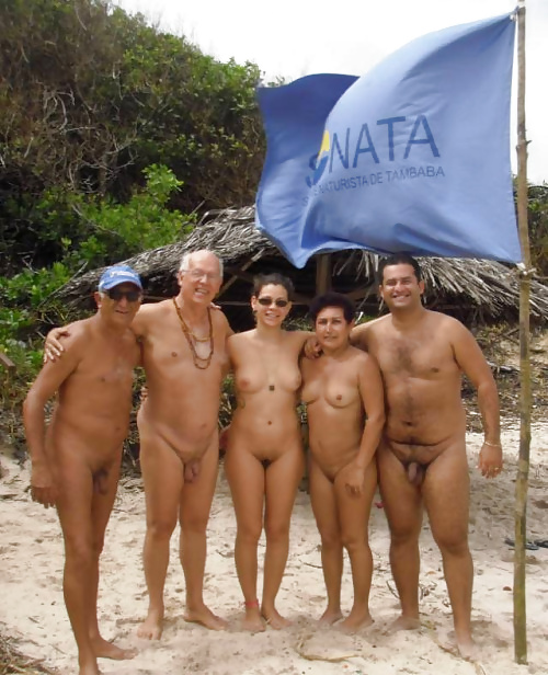 Nude mature group-3449