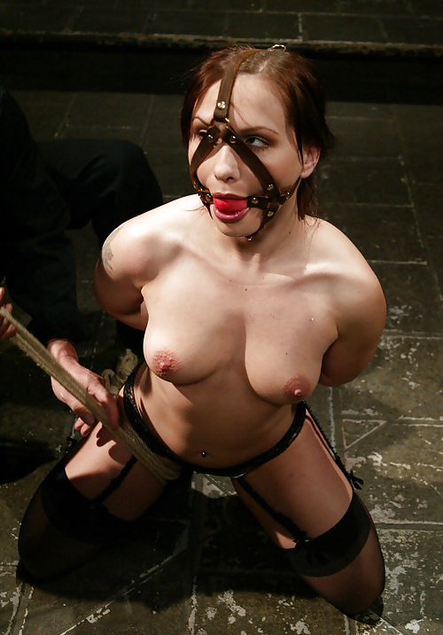 fucked and Ball gagged