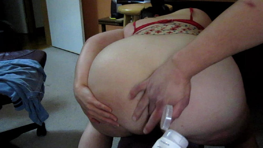 Tube Porn enema and asshole punished by wife