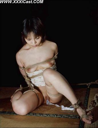 erotic rope binding photos Japanese