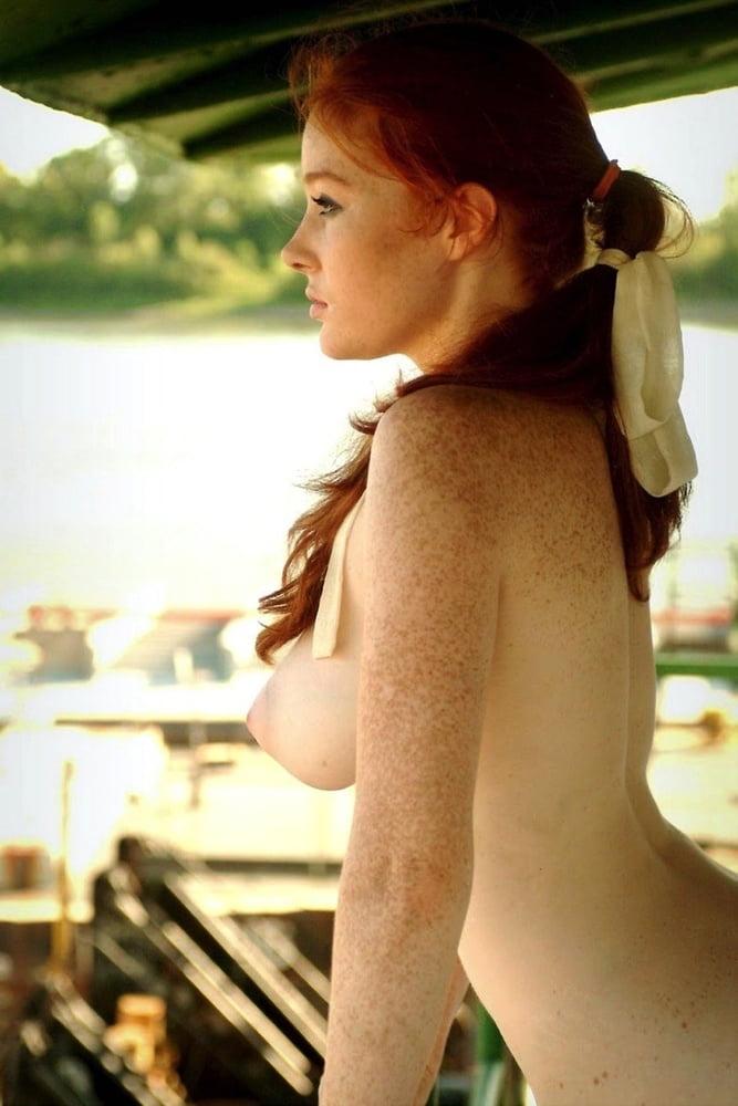 Ravishing Redhead Beauties Collection 42 - 49 Pics