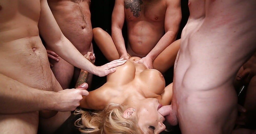 Heather gangbang