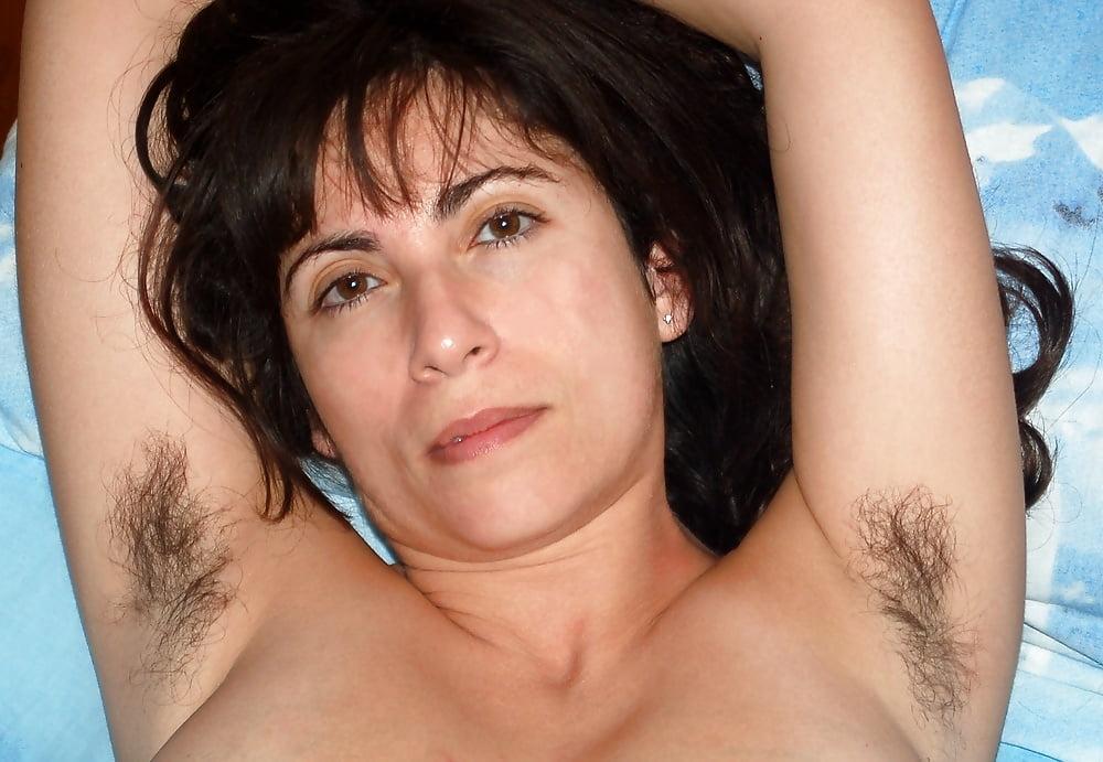 Crazy hairy women